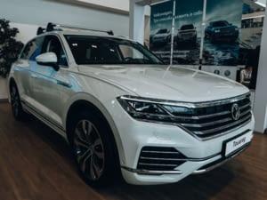 Новый автомобиль Volkswagen Touareg Exclusiveв городе Брянск ДЦ - Фольксваген Центр Брянск