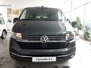 Новый автомобиль Volkswagen Caravelle 6.1 Comfortlineв городе Брянск ДЦ - Фольксваген Центр Брянск
